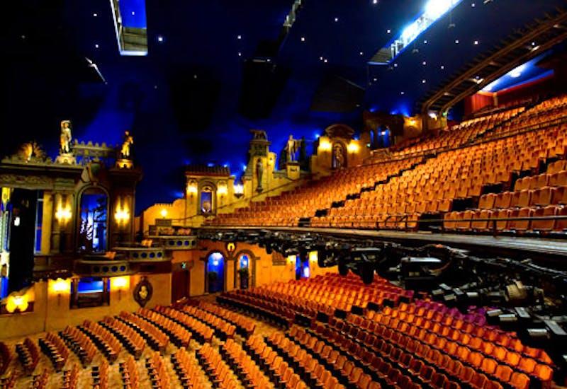 Capitol Theatre Seat