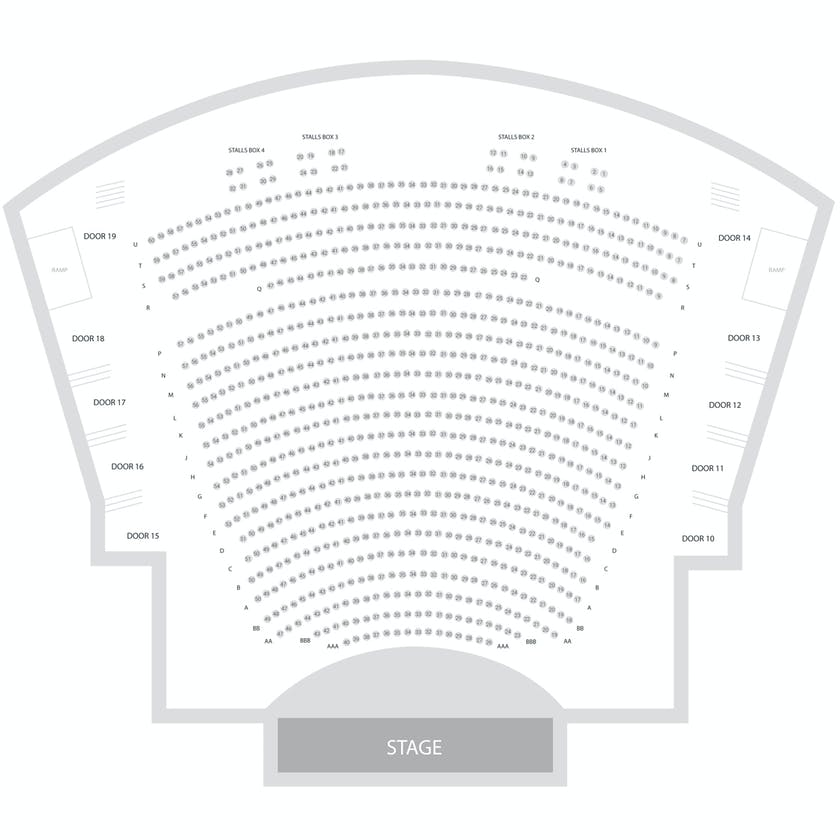Seating Plan - Sydney Lyric Theatre on maps art, maps food, maps photography, maps design,
