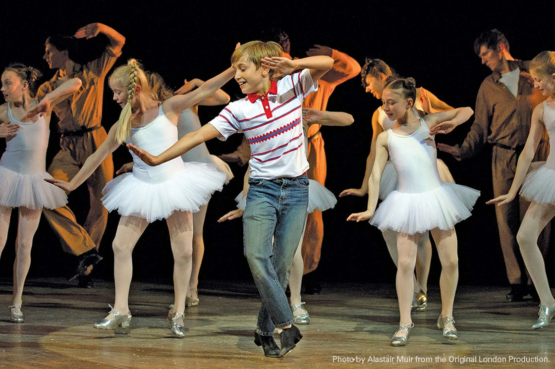 Watch Billy Elliot the Musical Trailer