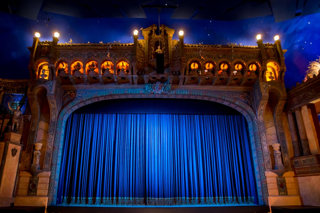 Sydney's beautiful historic Capitol Theatre is host to world class musicals, theatre & ballet