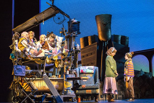Charlie and the Chocolate Factory - Capitol Theatre