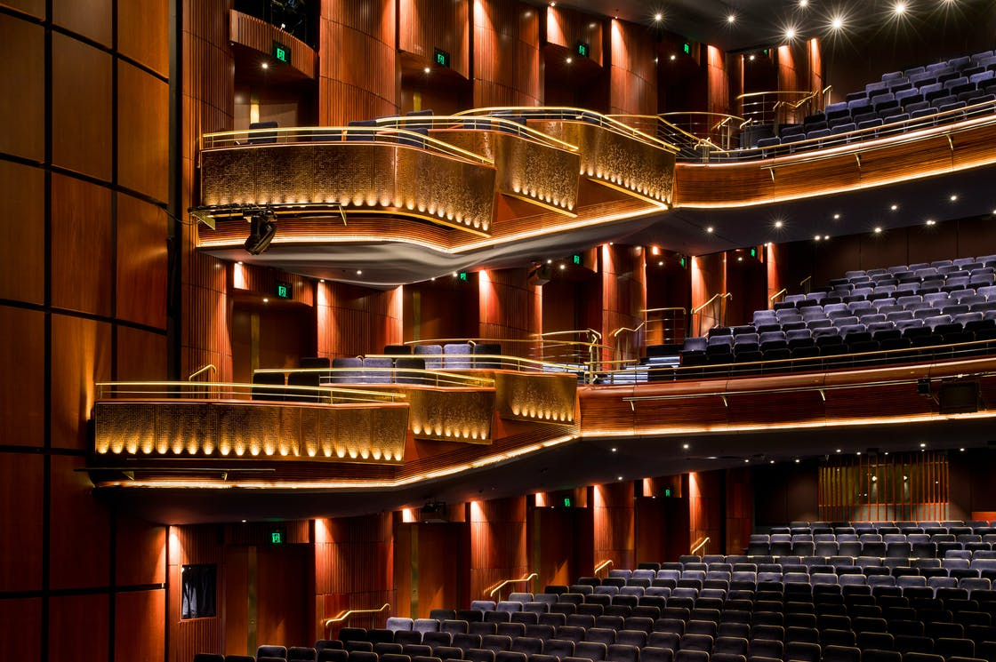 Sydney Lyric Dress Circle and Grand Circle Boxes