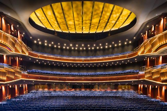 Theatre Specs - Sydney Lyric Theatre
